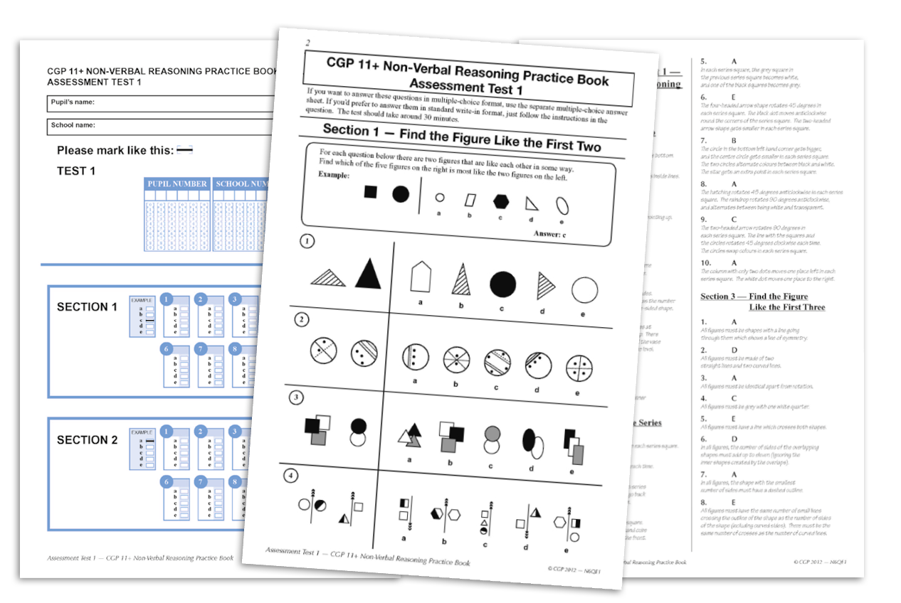 11 plus maths papers free download