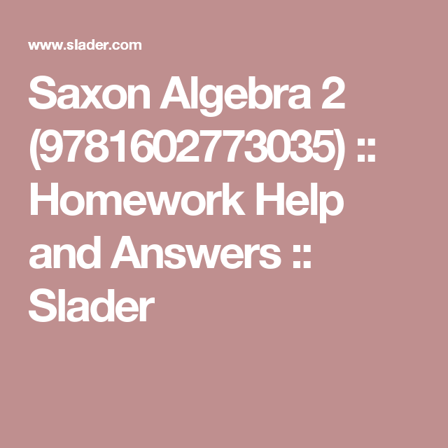 Algebra 2 homework help and answers cheap research papers for sale