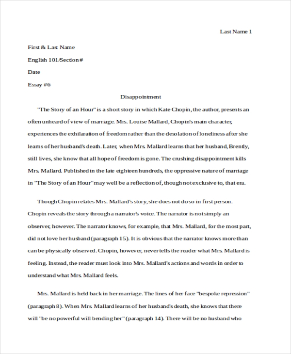 College Student Stress Essay Topic