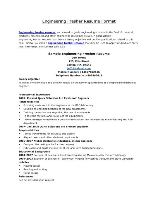 Best Career Objective For Resume For Mechanical Engineer Essay