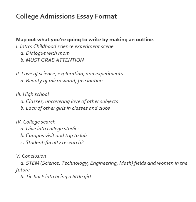 Fsu College Essay Prompts