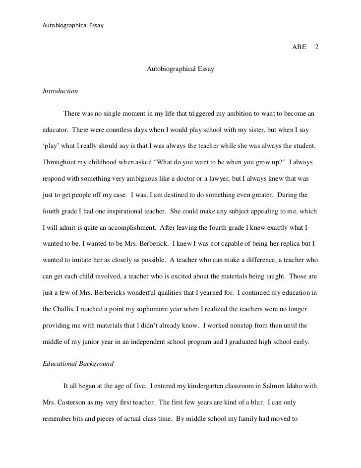 Personal statement for graduate school sample pdf