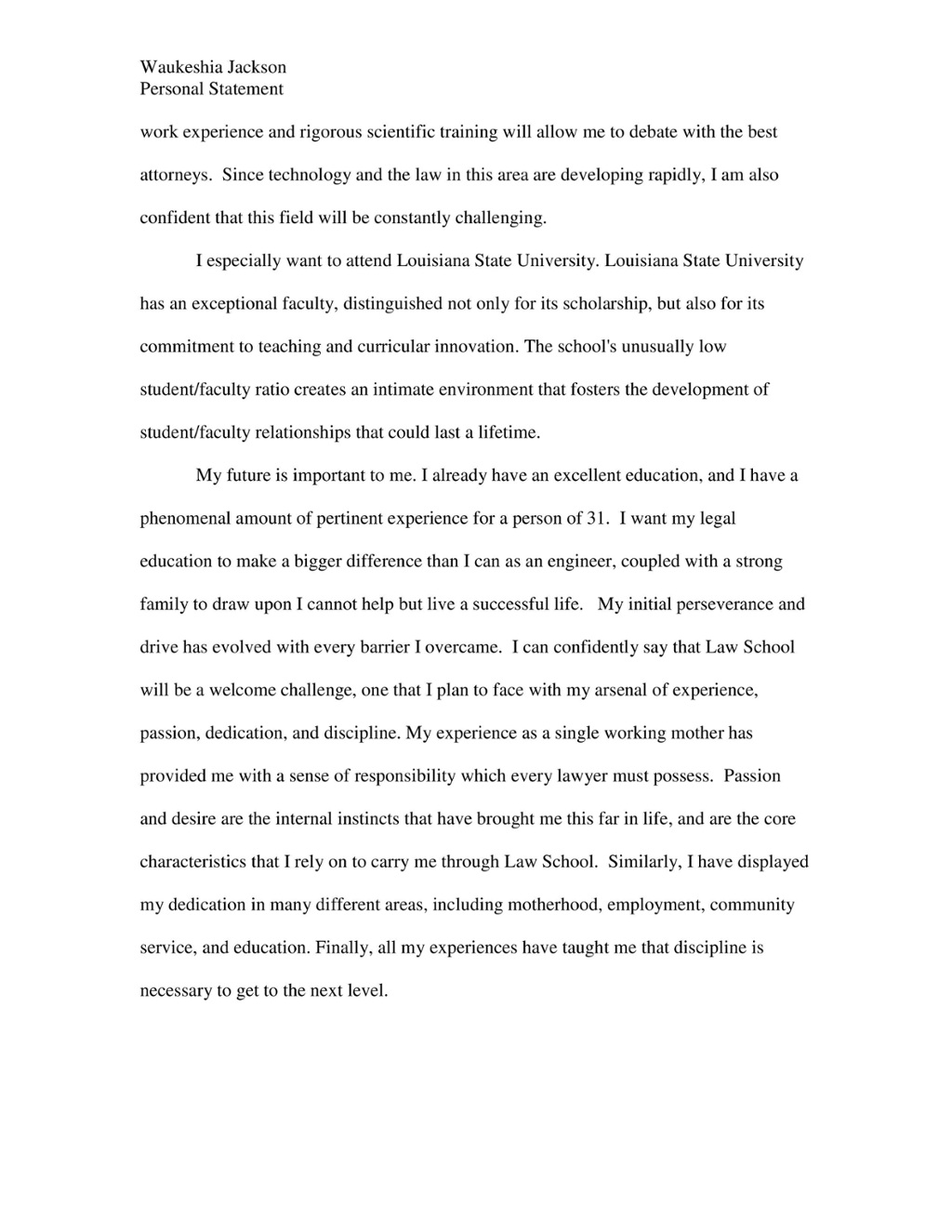 Popular College Essays Example