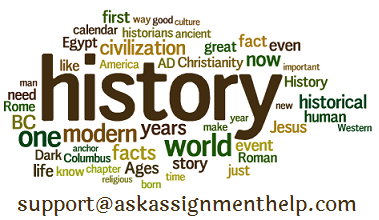 Homework Help On World History